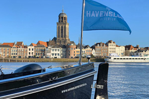Havensloep Deventer