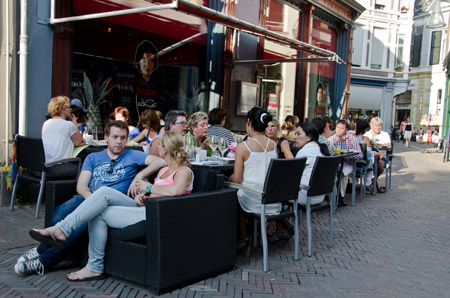 Terras Jackies Deventer