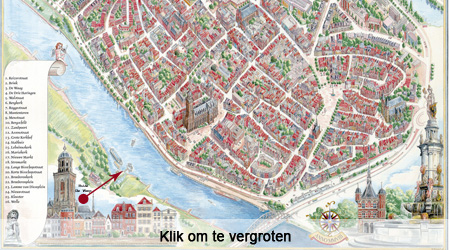 Deventer, klik om te vergroten